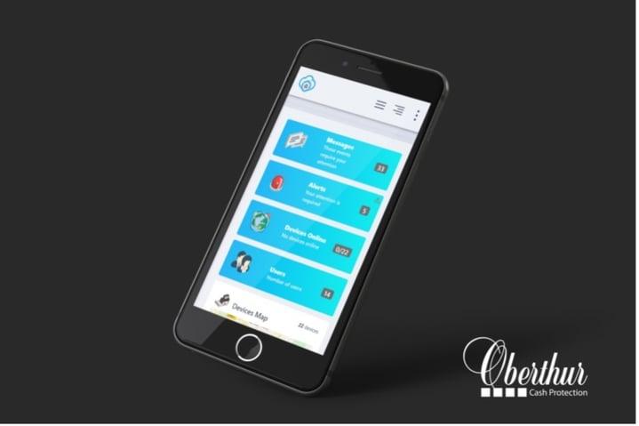 Cash Security Oberthur App